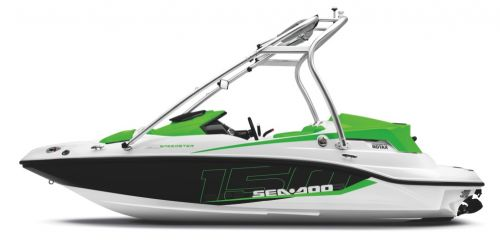 2012 Sea Doo 150 Speedster   Studio   Profile Lo Grn Shd