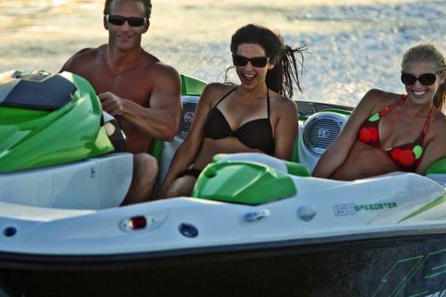 2012 Sea Doo 150 Speedster Boat   Action 13
