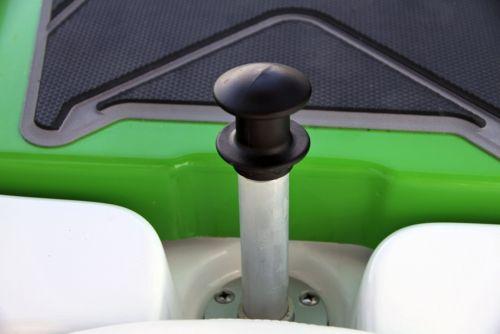 2012 Sea Doo 150 Speedster Boat   Details Tow pylon