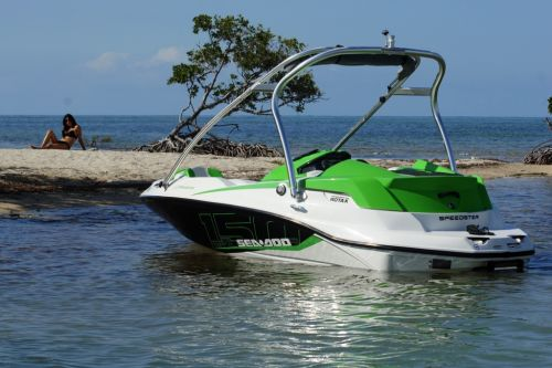 2012 Sea Doo 150 Speedster Boat   Lifestyle 2