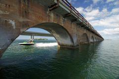 2012 Sea Doo 150 Speedster Boat   Action 10