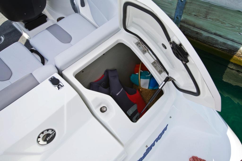 2012 Sea Doo 180 Challenger   Details Rear Storage