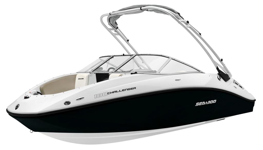 2012 Sea Doo 180 Challenger   Details 3 4 black