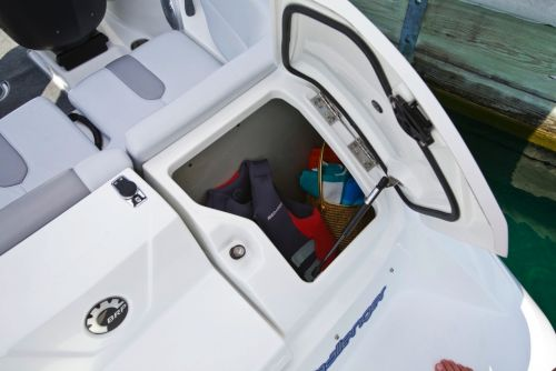 2012 Sea Doo 180 Challenger   Details Rear Storage