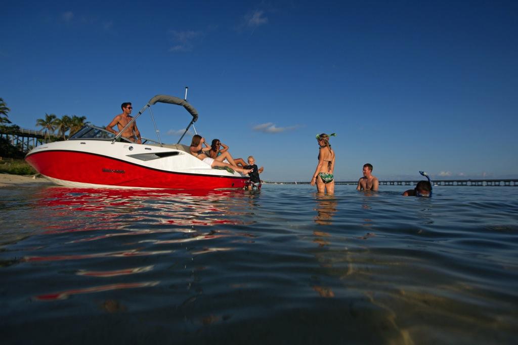 2012 Sea Doo 210 Challenger S   Lifestyle 2