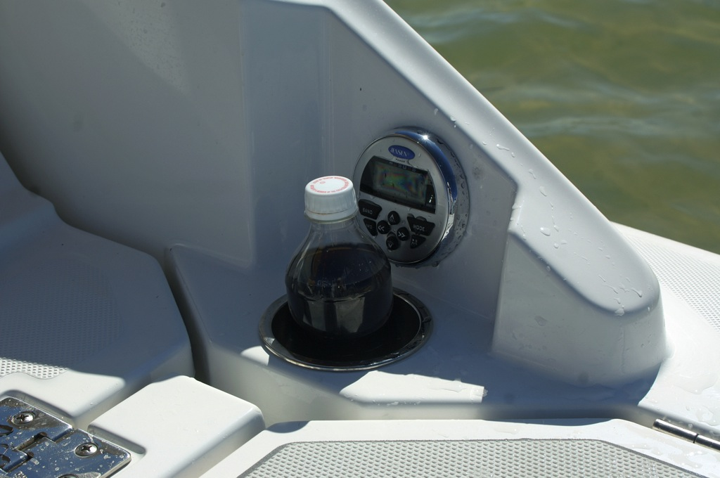 2012 Sea Doo 210 Challenger   Details Transom Remote