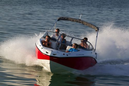 2012 Sea Doo 210 Challenger S   Action 2