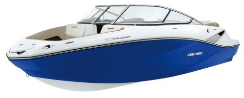2012 Sea Doo 210 Challenger   Details 3 4 Blue