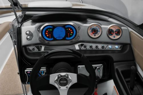 2012 Sea Doo 230 Challenger SE   Details Helm 1