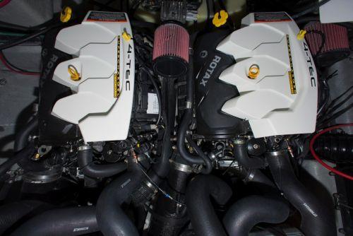 2012 Sea Doo 230 Challenger SE   Details HO Engine Package