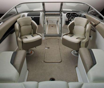 2012 Sea Doo 230 Challenger SE   Details   Cockpit