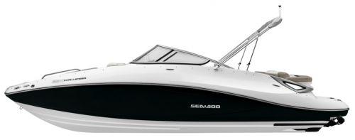 2012 Sea Doo 230 Challenger SE   Details Profile Black