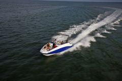 2012 Sea Doo 230 Challenger Boat   Action