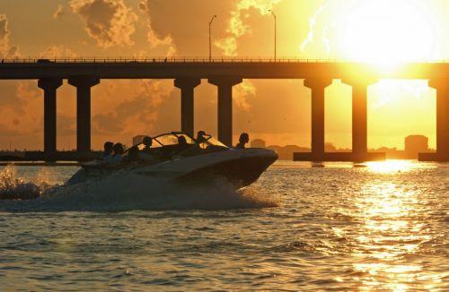 2012 Sea Doo 210 Challenger Boat   Action (5)
