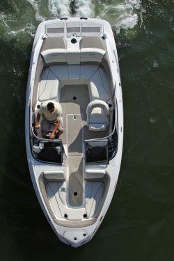 2012 Sea Doo 210 Challenger Boat Low speed handling
