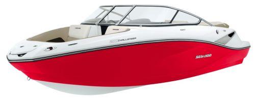 2012 Sea Doo 210 Challenger   Details 3 4 Red
