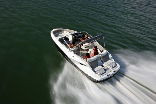 2012 Sea Doo 210 Challenger Boat   Action (2)