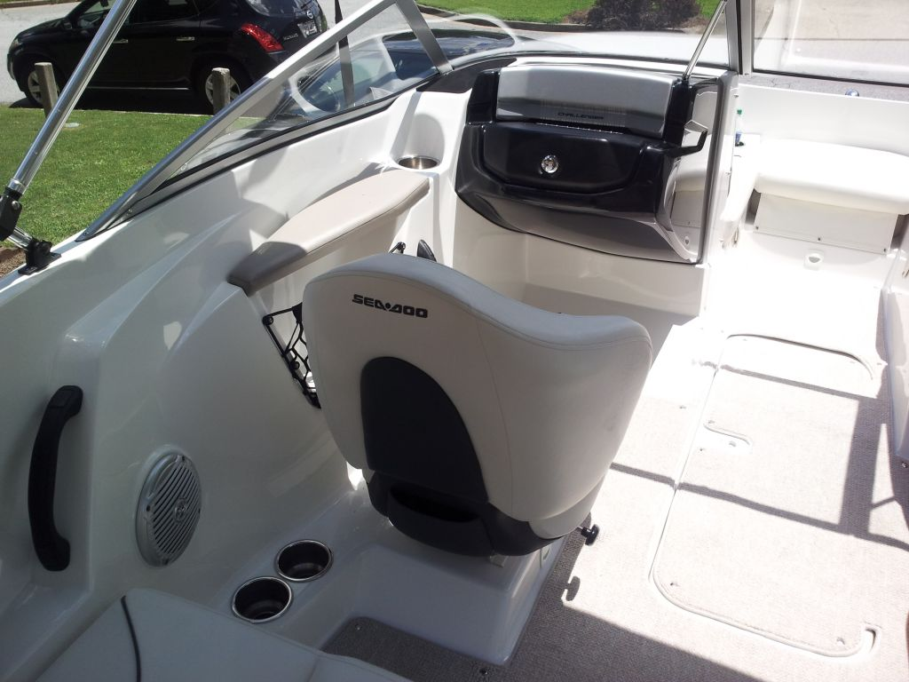 Cleaned the Boat after reaching HotLanta